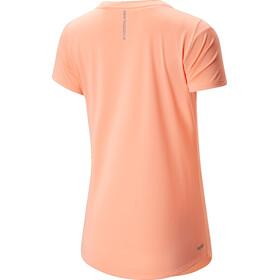 New Balance Accelerate Shortsleeve V2 Mujer, ginger pink